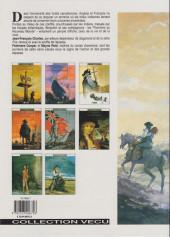 Verso de Les pionniers du Nouveau Monde -2b1996- Le grand dérangement