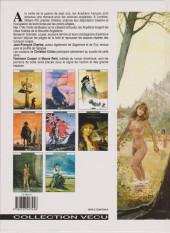 Verso de Les pionniers du Nouveau Monde -3a95- Le champ d'en-haut