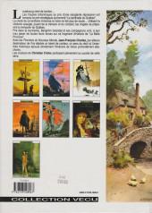 Verso de Les pionniers du Nouveau Monde -4a95- La croix de saint-louis