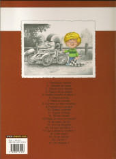 Verso de Cédric -15a2006- Avis de tempête