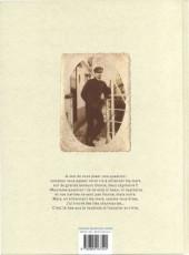 Verso de Théodore Poussin -10a18- La Terrasse des Audiences - Tome 2