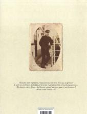 Verso de Théodore Poussin -11a18- Novembre toute l'année