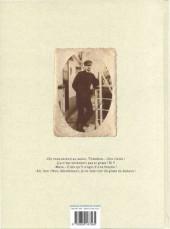 Verso de Théodore Poussin -12a18- Les jalousies