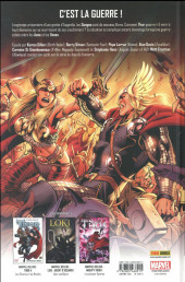 Verso de Mighty Thor (Marvel Deluxe) -2- Combustion Totale