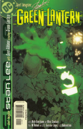 Verso de Just Imagine Stan Lee With... - Dave Gibbons creating Green Lantern