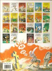 Verso de Pierre Tombal -1b2007- Les 44 premiers trous