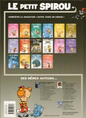 Verso de Le petit Spirou -9a2013- C'est pas de ton âge !