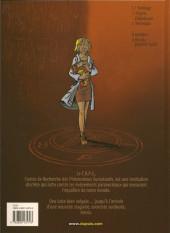 Verso de Les démons d'Alexia -1a06- L'Héritage