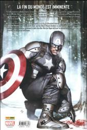 Verso de Captain America (Marvel Deluxe) -9- La légende vivante