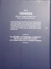 Verso de Odissea - Tome 4