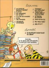 Verso de L'Élève Ducobu -2a2007- Au coin !