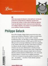 Verso de Le chat -4Librio- Le 4e chat