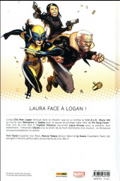 Verso de All-New Wolverine -2- Tome 2