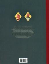 Verso de Blake et Mortimer -5TL- Le mystére de la grande pyramide t2