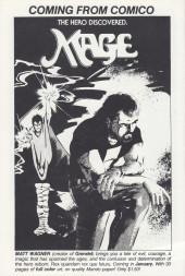 Verso de Grendel (1983) -2- Grendel #2