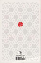 Verso de Grendel: Black, White & Red (1998) -3- Grendel: Black, White & Red #3