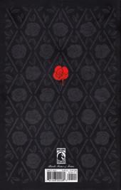 Verso de Grendel: Red, White, & Black (2002) -4- Grendel: Red, White, & Black #4