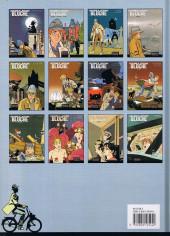 Verso de Jérôme K. Jérôme Bloche -5b1998- Le jeu de trois