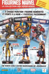 Verso de Avengers Universe (2e série - 2017) -3- Qui mérite Captain America