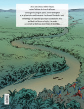 Verso de Nengue - Nengue : L'histoire oubliée des esclaves des guyanes