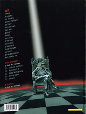 Verso de ApocalypseMania -5- Cosmose