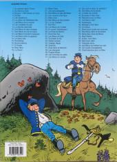 Verso de Les tuniques Bleues -2f16- Du Nord au Sud