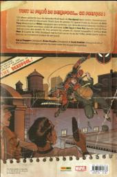 Verso de Deadpool - Flash-Back
