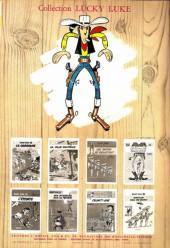 Verso de Lucky Luke -10b72- Alerte aux Pieds-Bleus