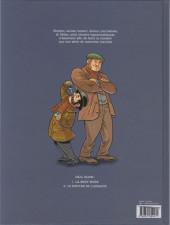 Verso de Shelton & Felter -2- Le spectre de l'Adriatic