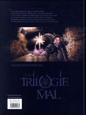 Verso de La trilogie du mal -INT- L'Intégrale - L'Âme du Mal