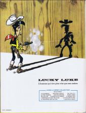 Verso de Lucky Luke -34d78- Dalton city