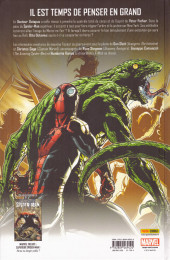 Verso de Superior Spider-Man (The) -INT2- Un mal nécessaire