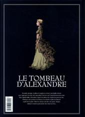 Verso de Le tombeau d'Alexandre -INT- Intégrale