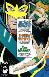 Verso de Marvel Comics Presents (1988) -73- Weapon X