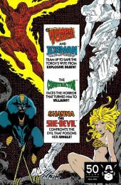Verso de Marvel Comics Presents (1988) -74- Weapon X