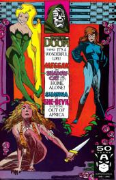 Verso de Marvel Comics Presents (1988) -75- Weapon X