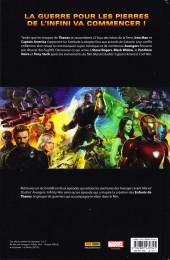 Verso de Avengers: Infinity War - Le Prologue du film