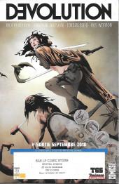 Verso de Free Comic Book Day 2018 (France) - Les chroniques de Riverdale