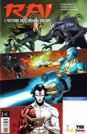 Verso de Free Comic Book Day 2018 (France) - X-O Manowar