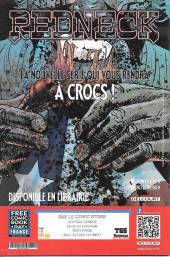 Verso de Free Comic Book Day 2018 (France) - Walking Dead
