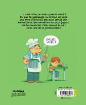 Verso de La cantoche -3- À consommer sans modération