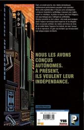 Verso de Free Comic Book Day 2018 (France) - Magnus