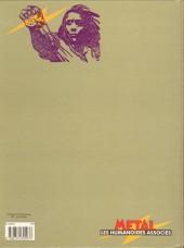 Verso de La saga de Vam -2- L'Enfant d'argile