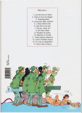 Verso de Les femmes en Blanc -10a1996- Machine à coudre