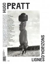 Verso de (AUT) Pratt, Hugo -Cat- Lignes d'horizons