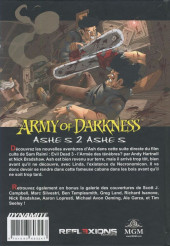 Verso de Army of Darkness : Ashes 2 Ashes - Ashes 2 Ashes