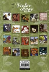 Verso de Poèmes en bandes dessinées -b11- Poèmes de Victor Hugo en bandes dessinées