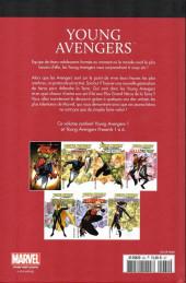 Verso de Marvel Comics : Le meilleur des Super-Héros - La collection (Hachette) -60- Young avengers