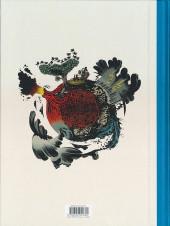 Verso de Mickey (collection Disney / Glénat) -7- Donald's Happiest Adventures - À la recherche du bonheur