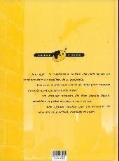Verso de Outsiders (Rivière/Miniac) -3- La revanche de Ronald Blank